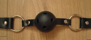 Bondage boutique breathable ball gag